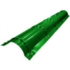 Конек черепичный 2м RAL 6005 Зеленый мох