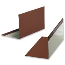 Угол 50х50 окрашенный 2,5м RAL 8017 Шоколад